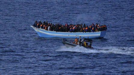 Γαλλία Frontex προσφυγικό Ιταλία
