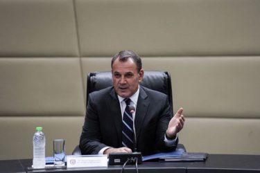 """Παναγιωτόπουλος στο ΝΑΤΟ: """"Η Τουρκία δεν είναι σε θέση να ζητά διάλογο"""""""