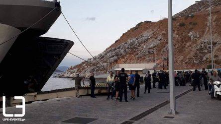 Κλείνει η δομή φιλοξενίας στη Συκαμνιά Λέσβου