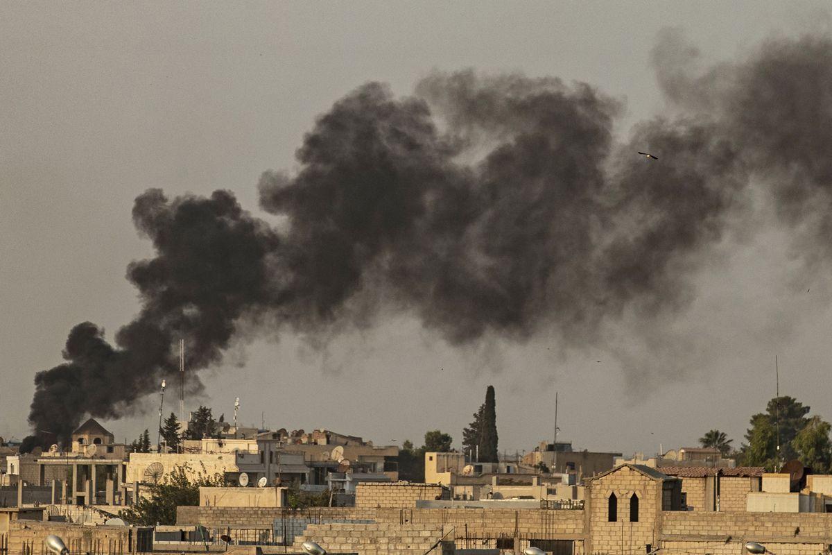 Συρία ρουκέτες