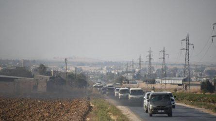 Τουλάχιστον 20 άμαχοι σκοτώθηκαν από βομβαρδισμούς στη Συρία