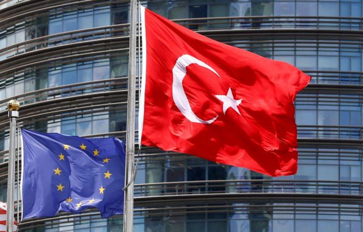 Τουρκία Αγία Σοφία ΕΕ ελληνοτουρκικά