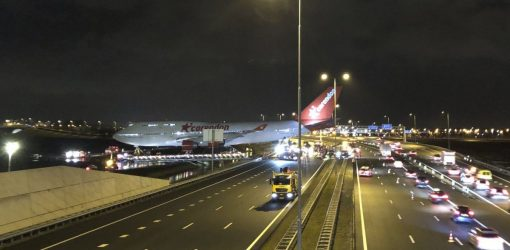 Λάθος συναγερμός στο αεροδρόμιο του Σίπχολ στο Άμστερνταμ