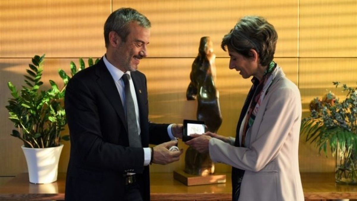 Συνάντηση Ζέρβα με την Πρέσβη της Βρετανίας στην Ελλάδα