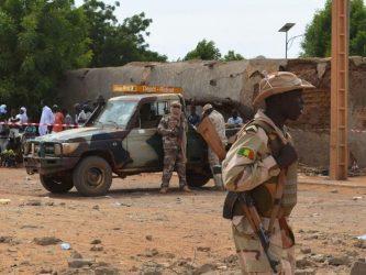 """""""Τρομοκρατική επίθεση"""" στο Μάλι της Αφρικής με 53 νεκρούς"""