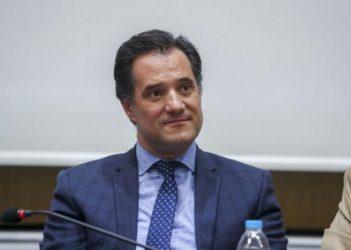Γεωργιάδης: «Ερχονται αμερικανικές επενδύσεις εκατομμυρίων ευρώ»