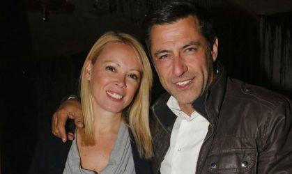 Κωνσταντίνος Αγγελίδης: Η τρυφερή φωτογραφία με τη σύζυγό του