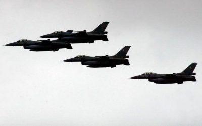 Τουρκικά και πακιστανικό αεροσκάφος παραβίασαν τον εναέριο χώρο