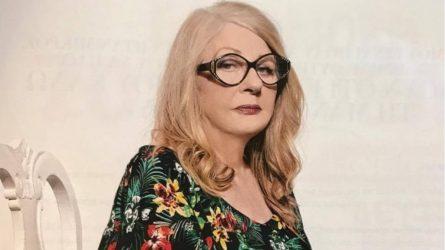 Αννα Παναγιωτοπούλου: «Θυμάμαι με νοσταλγία την εποχή του MEGA»