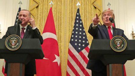 Ερντογάν – Τραμπ: «Βόμβα» από Spiegel για τραπεζικό σκάνδαλο της Halkbank στην Τουρκία