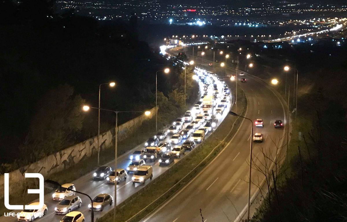Θεσσαλονίκη τροχαίο