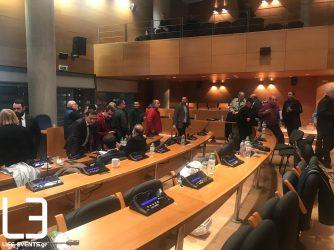 Συνεδριάζει αύριο (23/8) το Δημοτικό Συμβούλιο Θεσσαλονίκης