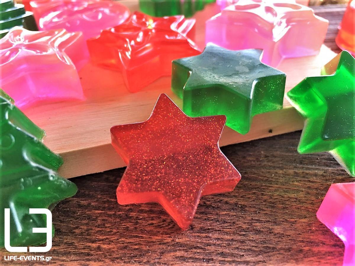 diy christmas soap sapounia sapounakia xristougenniatika sapounostolidia xristoygenna xristougenna