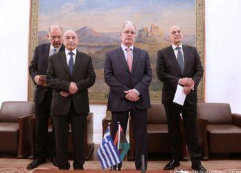 """Λίβυος πρόεδρος της Βουλής: """"Πρόκειται για εκβιασμό της Τουρκίας"""" (ΒΙΝΤΕΟ)"""