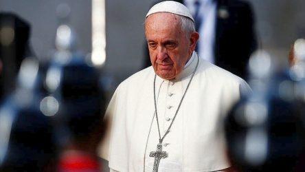 Ο Πάπας για την Αγιά Σοφιά