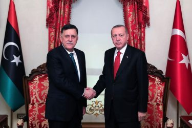 Πρωτοκολλήθηκε στον ΟΗΕ το τουρκολιβυκό μνημόνιο στον ΟΗΕ