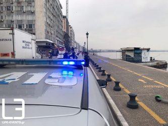 Θεσσαλονίκη: Τέσσερις συλλήψεις για παράνομη μεταφορά αλλοδαπών