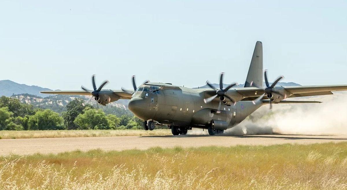 C-130 Ελλάδα Δράμα Κορονοϊός