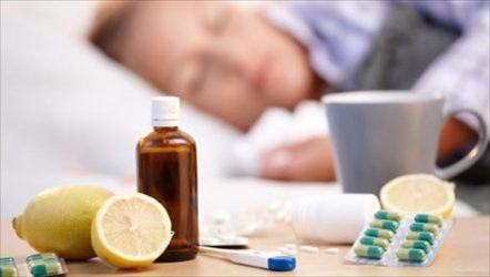 κορονοϊός γρίπη