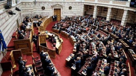 Υπερψηφίστηκαν το νομοσχέδιο για τη διαχείριση κρίσεων και η τροπολογία για τις ΜΚΟ