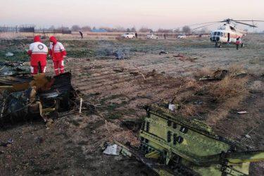 Πτώση αεροπλάνου με 176 επιβαίνοντες που ξεκίνησε από το Ιράν – Βίντεο ντοκουμέντο