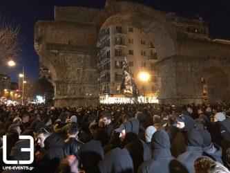 Δυναμικό μήνυμα των οπαδών του ΠΑΟΚ! (ΒΙΝΤΕΟ & ΦΩΤΟ)