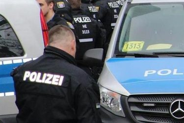 Γερμανία δράστης