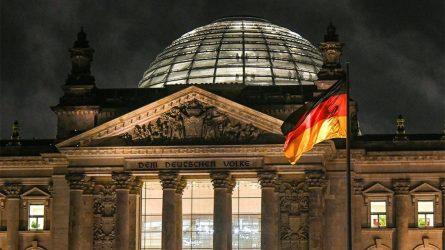 Γερμανία, Γερμανίας Βερολίνο κορονοϊός