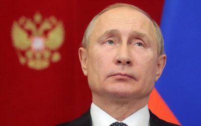 Πρωτοφανείς οι φυσικές καταστροφές στην Ρωσία – Ανησυχεί ο Πούτιν