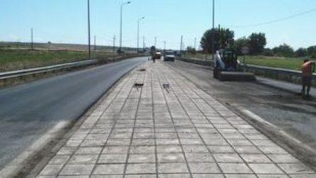 Εργασίες συντήρησης από αύριο στην Επαρχιακή Οδό Θεσσαλονίκης – Νέας Μηχανιώνας