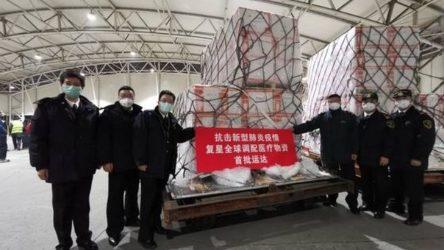 Δωρεές ιατρικού υλικού για την αντιμετώπιση της εξάπλωσης του κορονοϊού