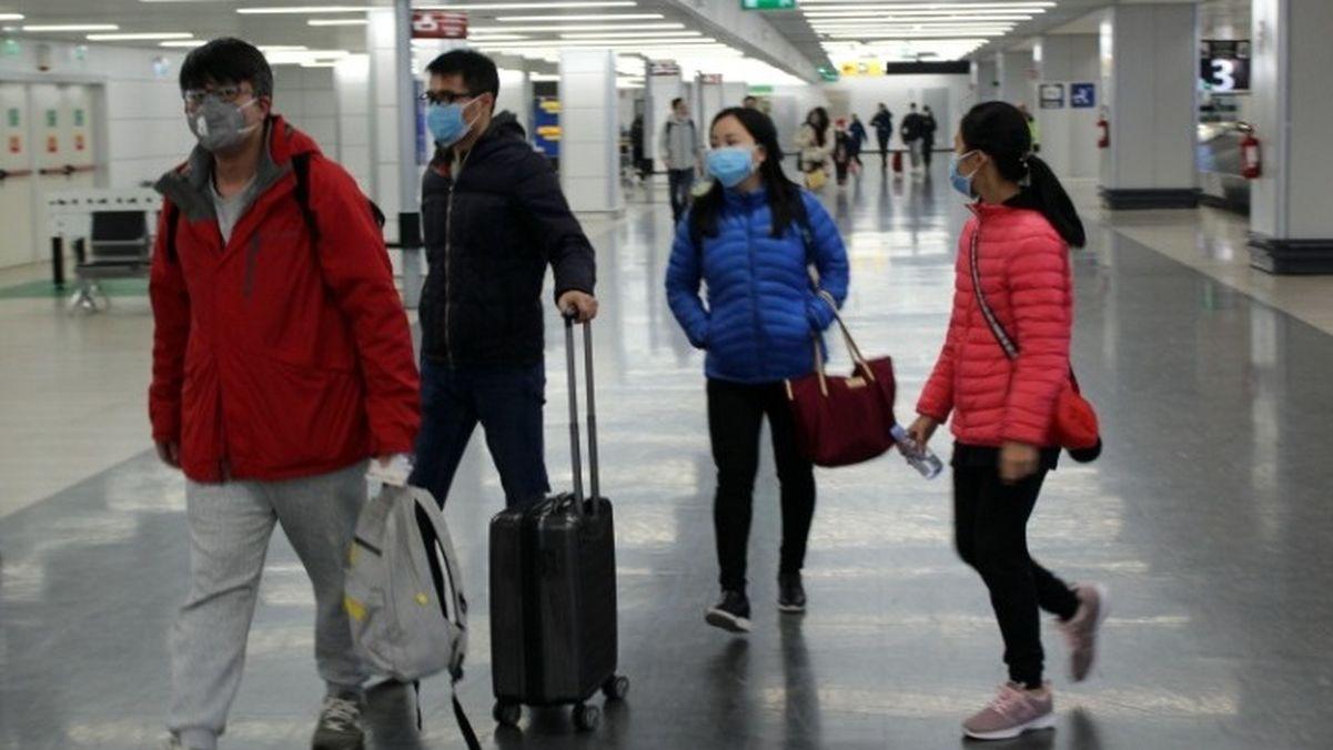 Κίνα Ρωσία πτήσεις αεροδρόμιο