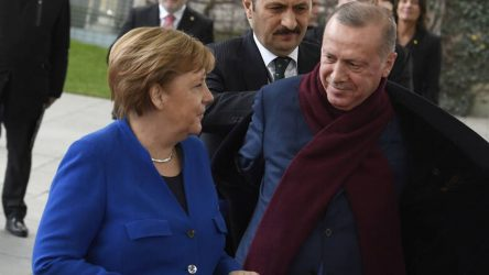 Μέρκελ στην Τουρκία: Η Λιβύη στην ατζέντα των συζητήσεων με Ερντογάν