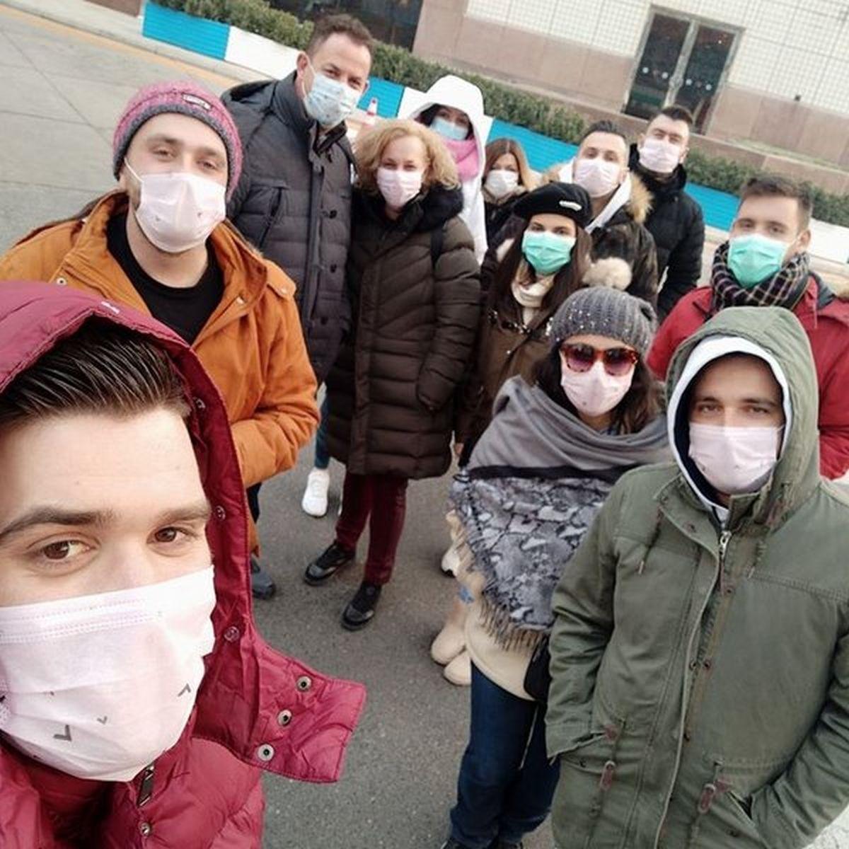 Σύλλογος από την Ημαθία επιστρέφει εκτάκτως από το Πεκίνο
