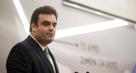 """Πιερρακάκης: «Στο τέλος της τετραετίας θα είμαστε μια """"νέα Ελλάδα"""" στο κομμάτι των ψηφιακών»"""
