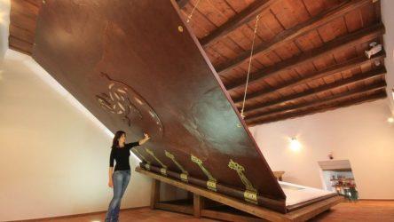 Ποιο είναι και που βρίσκεται το μεγαλύτερο βιβλίο του κόσμου