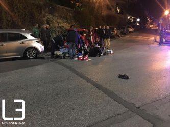 Θεσσαλονίκη: Τροχαίο με έναν τραυματία στην οδό Λαγκαδά