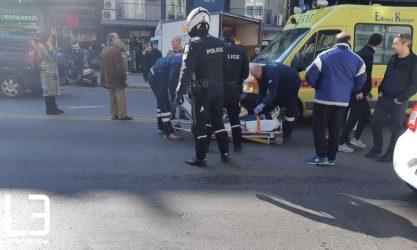 «Πληγή» οι παρασύρσεις πεζών στους δρόμους της Θεσσαλονίκης