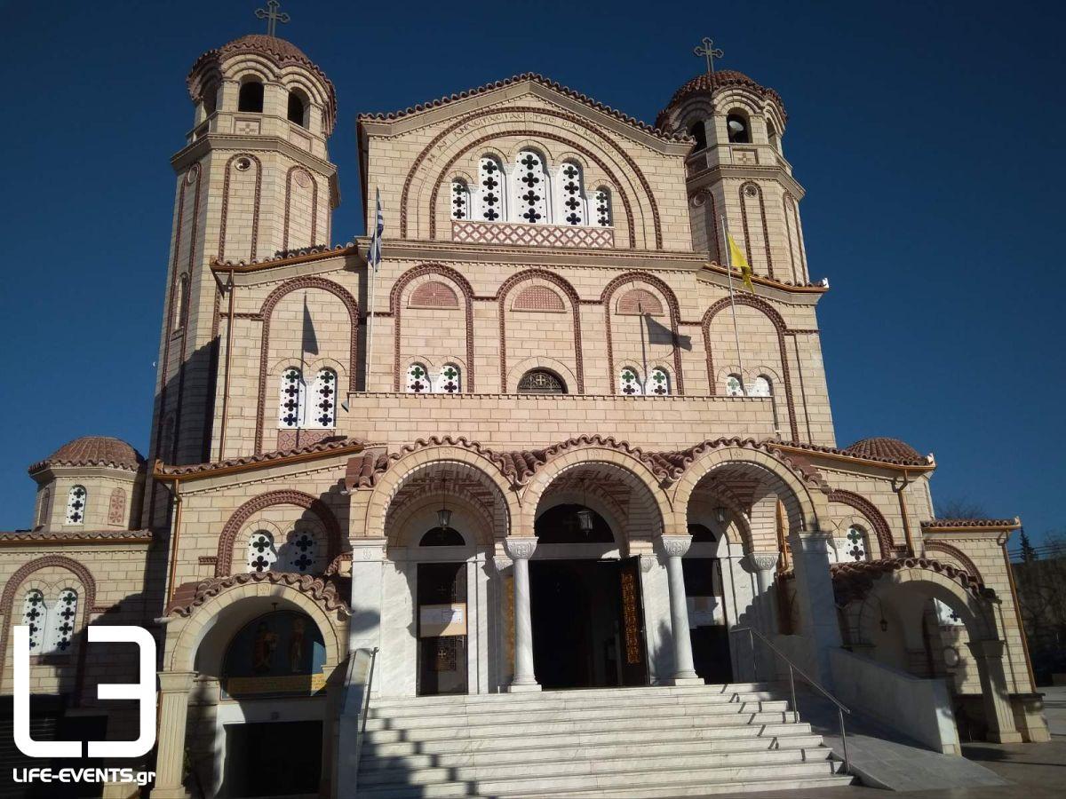 AGIA ANASTASIA KIFISIA THESSALONIKI NAOS EKKLISIA Εκκλησία Εκκλησίες Πάσχα Ακολουθία του Νυμφίου Μεγάλη Δευτέρα