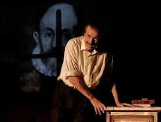 «Αναφορά στο Γκρέκο» στο θέατρο ΤΟΠΟΣ ΑΛΛΟύ