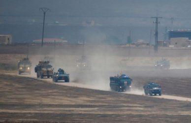 Η Τουρκία στέλνει ενισχύσεις στην επαρχία Ιντλίμπ στη Συρία