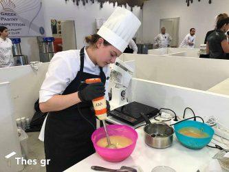 Υπέροχες γεύσεις από τoυς διαγωνισμούς Ζαχαροπλαστικής & Ψωμιού (ΒΙΝΤΕΟ & ΦΩΤΟ)