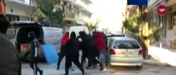 Καθημερινό σκηνικό οι συμπλοκές αλλοδαπών στη Θεσσαλονίκη