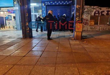 Θεσσαλονίκη: Νέα επεισόδια στο κέντρο της πόλης (ΦΩΤΟ)