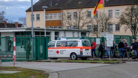 Γερμανία: Επιβεβαιώθηκε το 8ο κρούσμα του κοροναϊού