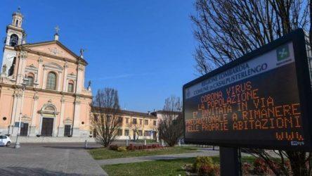 Κορονοϊός: Κοντεύουν τους 200 οι νεκροί στην Ιταλία