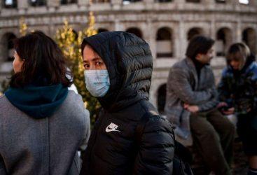 Κορονοϊός: Εξετάζεται η γενικευμένη χρήση μάσκας στην Ιταλία