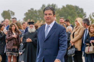 O Γ. Κεσσόπουλος νέος Γενικός Διευθυντής της ΔΕΠΘΕ