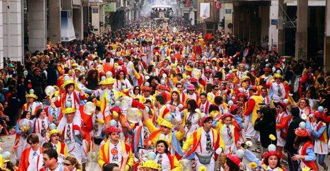 Ξεκίνησε… διαφορετικά το φετινό πατρινό καρναβάλι