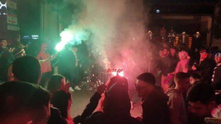 Καρναβάλι: Διασκέδαση και… χαμός από κόσμο στην Πάτρα! (ΦΩΤΟ)